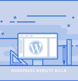 WordPress Website Build