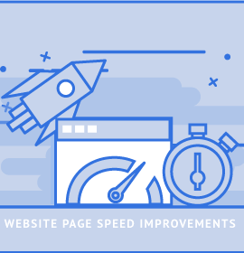 Website Page Speed Improvements