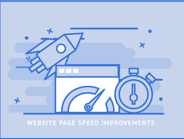 Website Page Speed Improvements